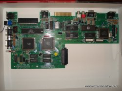 Commodore 65 motherboard