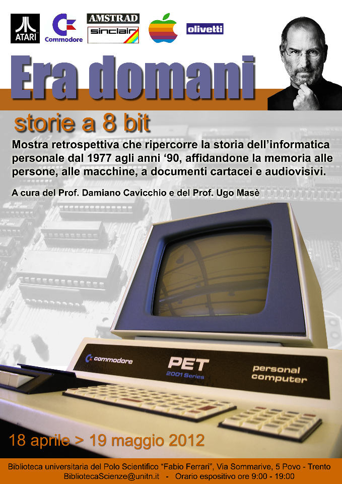 retrospettiva computer retrocomputing